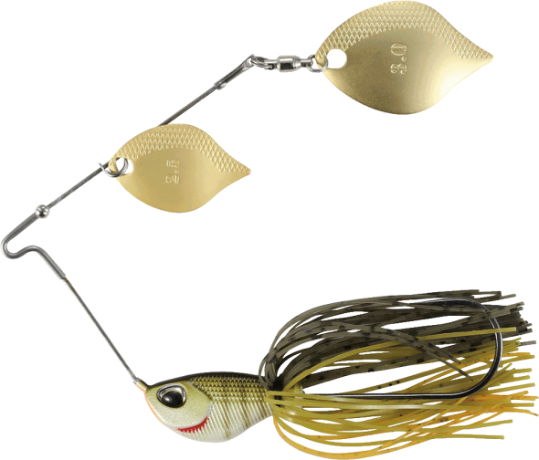 DUO REALIS CAMBIOSPIN DOUBLE BLADE