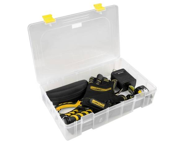 Spro Tackle Box 360x225x80mm