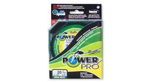Power Pro 275m Moss Green