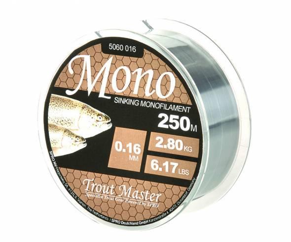 Spro Trout Master Mono 200m