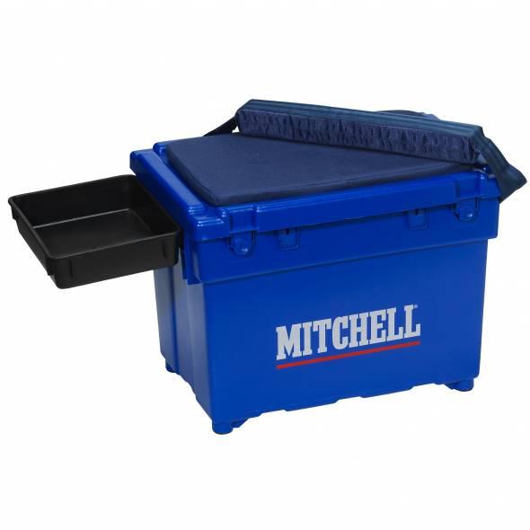 Mitchell ACC Saltwater Seat Box Blau