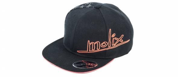 Molix Premium Snapback Cap Black