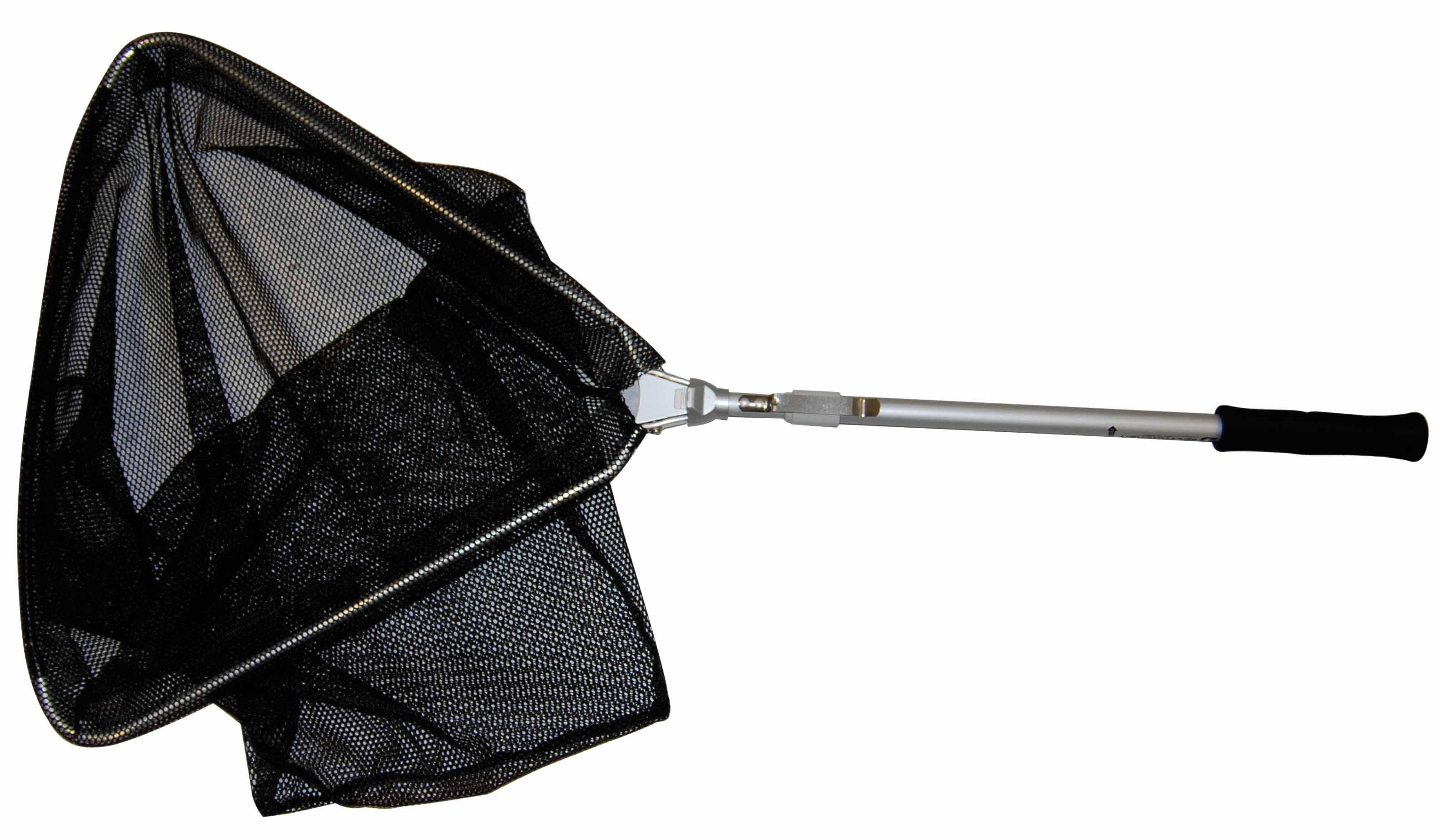 Teleskop kescher kanana m grobmaschiges netz teleskop kescher