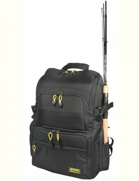 Spro BACK PACK + 4 BOXEN