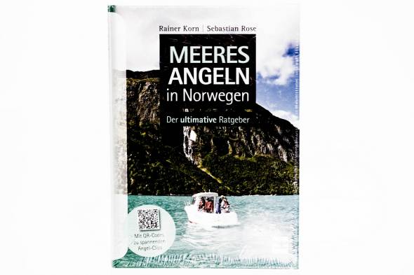 Meeresangeln in Norwegen Buch