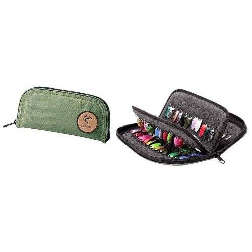 Shimano Cardiff Spoon Wallet Olive PC-431H