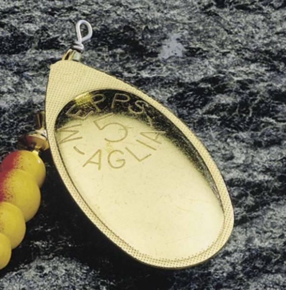 Mepps Aglia Original Gold