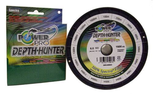 Power Pro 300m Depth Hunter Multicolor