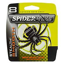 SpiderWire Stealth Smooth8 150m Yellow