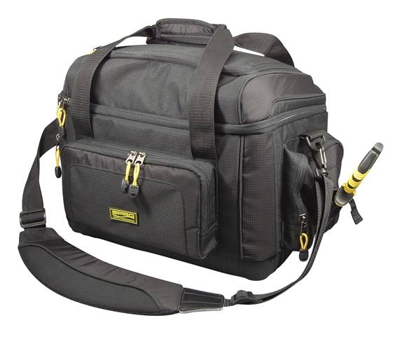 Spro TACKLE BAG + 5BOXEN