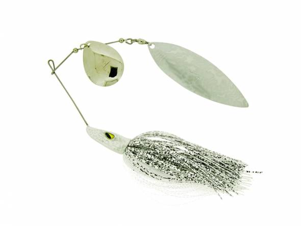 Molix Pike Spinnerbait 42g Willow Tandem