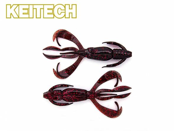 "2.8"" KEITECH CRAZY FLAPPER"