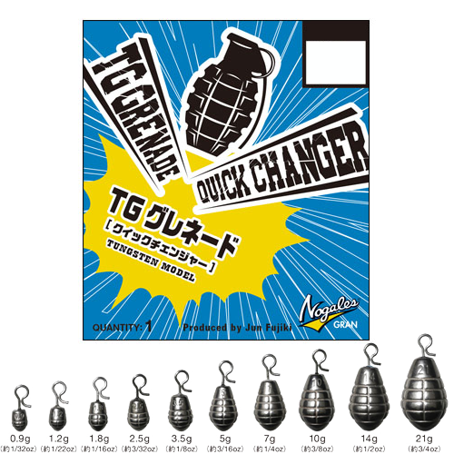 NOGALES TG Grenade Quick Change