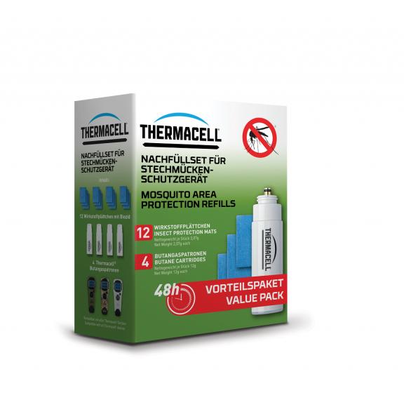 Thermacell Nachfüllpaket 48h R-4