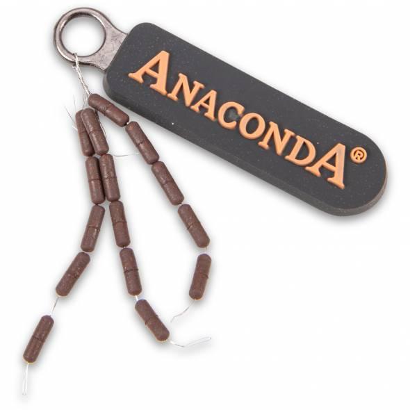 Anaconda Rig Weights (Brown)