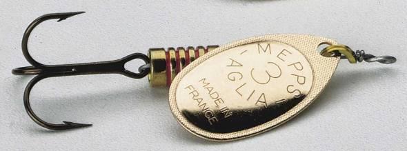 Mepps Aglia Original Kupfer