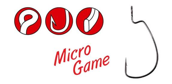 Gamakatsu Worm 325 Micro Game